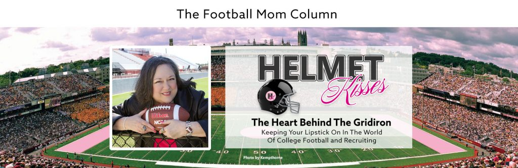 Candy A Westbrook Football Mom Column - Rocky Road to Signing Day